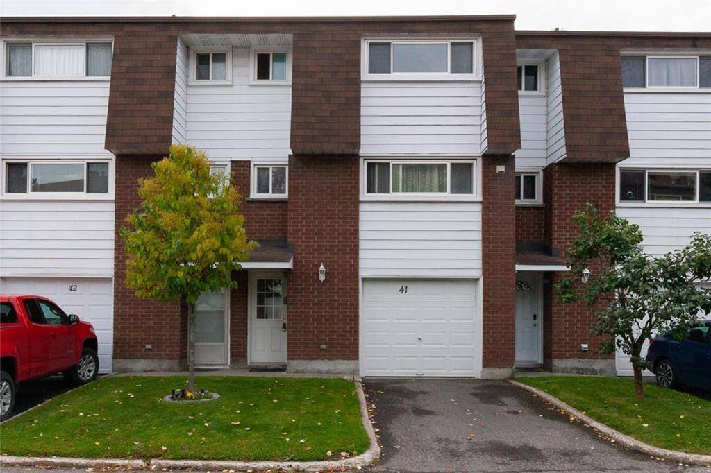 Townhouse for sale at 2296 Orient Park Dr Unit 41 Ottawa Ontario - MLS: 1172097