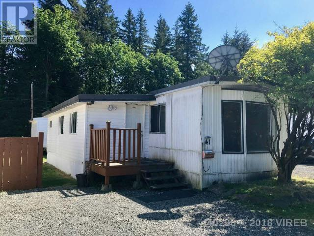 Removed: 41 - 2700 Woodburn Road, Campbell River, BC - Removed on 2018-06-08 22:10:24