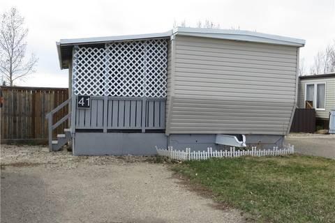 Residential property for sale at 2715 Westside Dr W Unit 41 Lethbridge Alberta - MLS: LD0164238