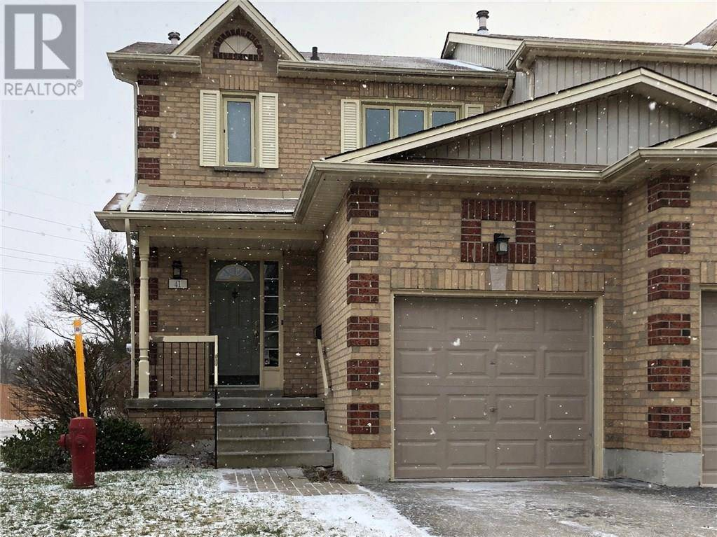 Townhouse for sale at 302 College Ave West Unit 41 Guelph Ontario - MLS: 30781490