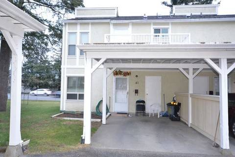 Townhouse for sale at 3075 Trethewey Street St Unit 41 Abbotsford British Columbia - MLS: R2424550