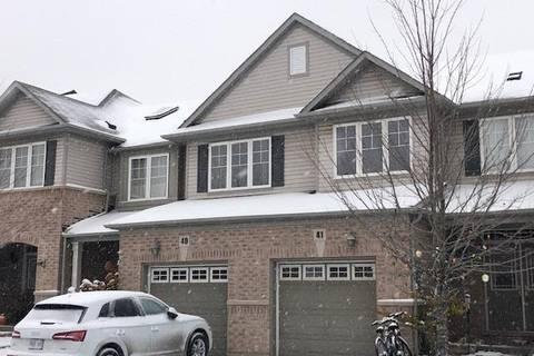 Townhouse for rent at 3275 Stalybridge Dr Unit 41 Oakville Ontario - MLS: W4633190