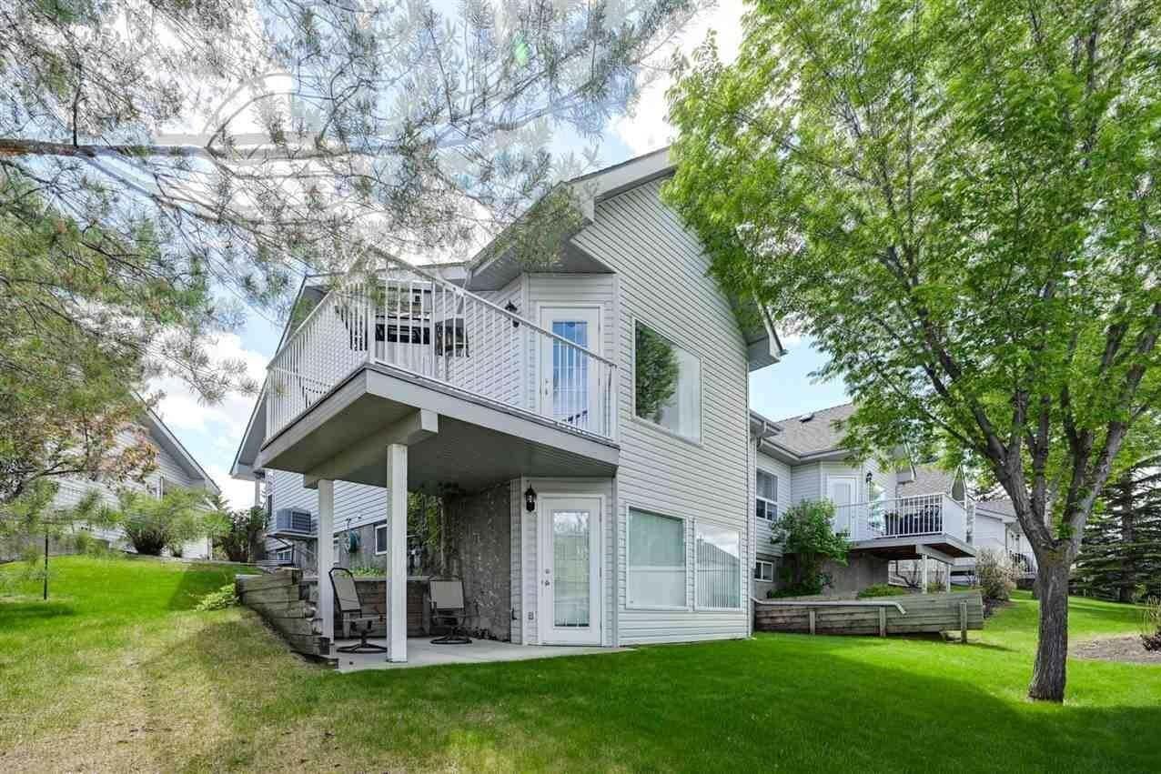 Townhouse for sale at 330 Galbraith Cl NW Unit 41 Edmonton Alberta - MLS: E4200185