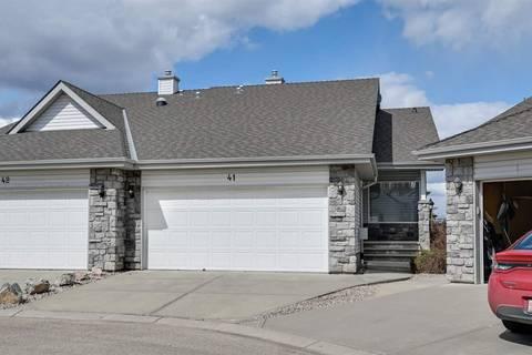 Townhouse for sale at 330 Galbraith Cs Nw Unit 41 Edmonton Alberta - MLS: E4191430
