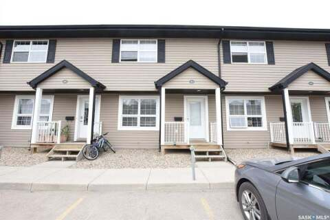 Townhouse for sale at 4500 Child Ave Unit 41 Regina Saskatchewan - MLS: SK809527