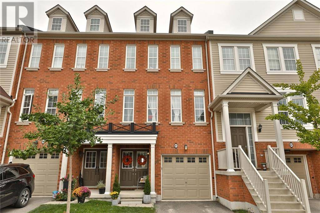 Townhouse for sale at 4823 Thomas Alton Blvd Unit 41 Burlington Ontario - MLS: 30773408