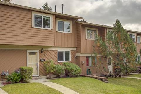 Townhouse for sale at 4940 39 Ave Southwest Unit 41 Calgary Alberta - MLS: C4285873