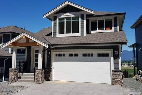 House for sale at 50634 Ledgestone Pl Unit 41 Chilliwack British Columbia - MLS: R2360166