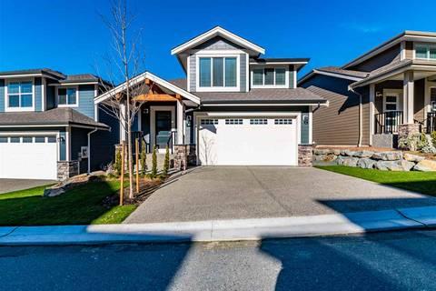House for sale at 50634 Ledgestone Pl Unit 41 Chilliwack British Columbia - MLS: R2424130