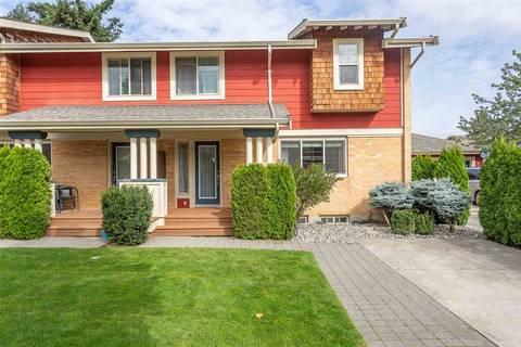 Townhouse for sale at 5960 Cowichan St Unit 41 Sardis British Columbia - MLS: R2407218