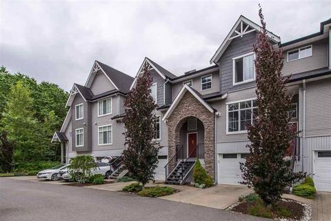 Townhouse for sale at 5965 Jinkerson Rd Unit 41 Sardis British Columbia - MLS: R2407283