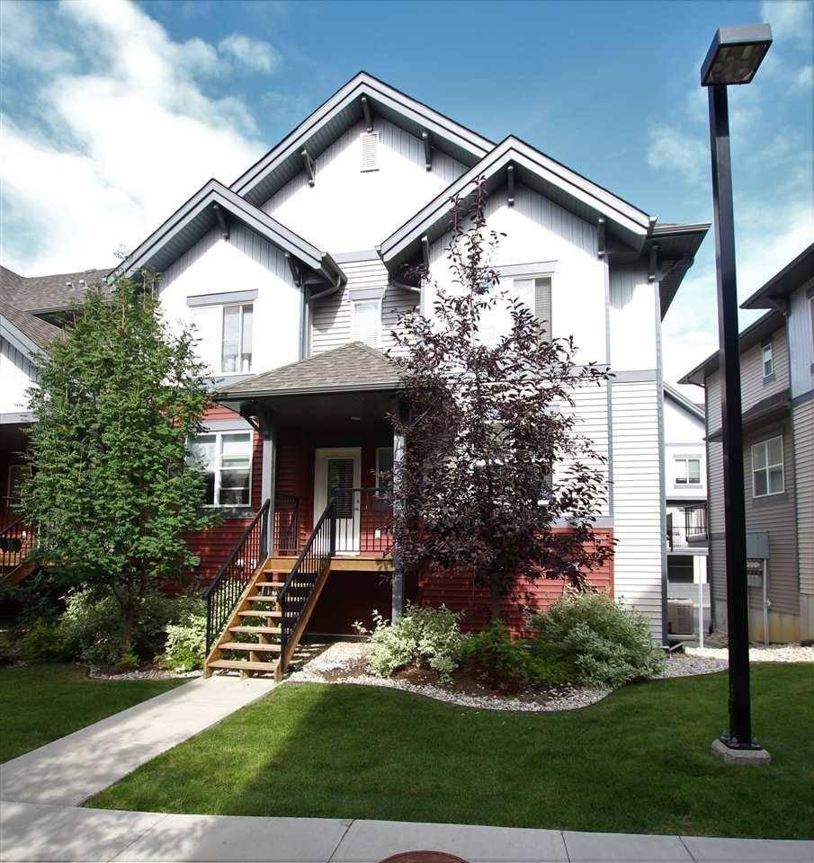 Townhouse for sale at 655 Watt Blvd Sw Unit 41 Edmonton Alberta - MLS: E4173796