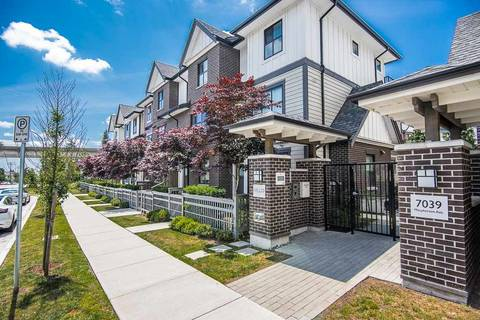 Townhouse for sale at 7039 Macpherson Ave Unit 41 Burnaby British Columbia - MLS: R2380498
