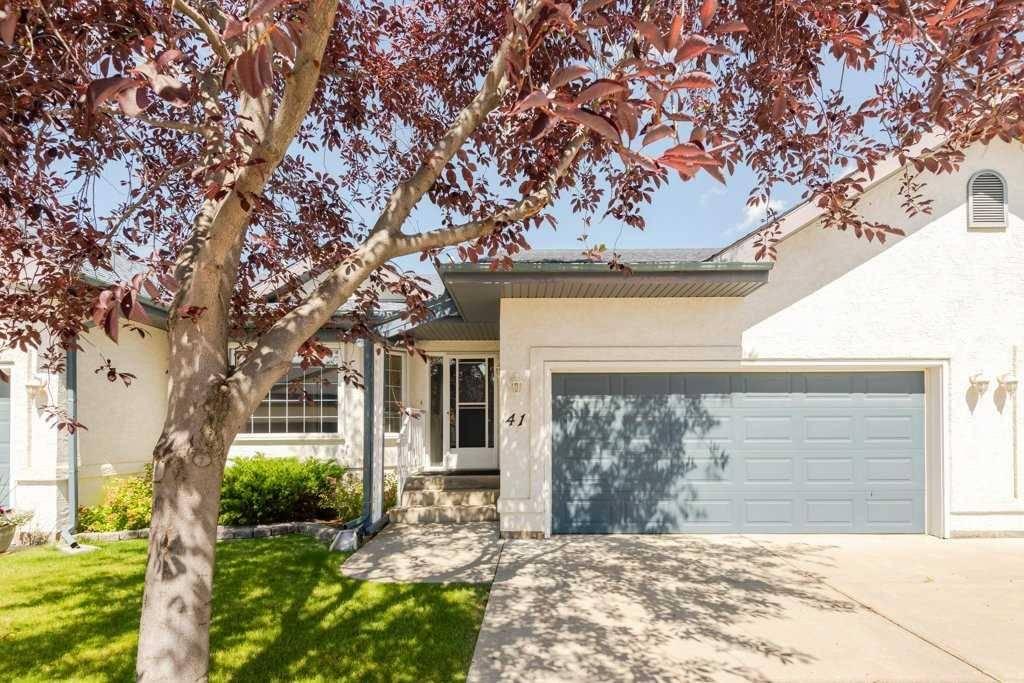 Townhouse for sale at 8 Dechene Rd Nw Unit 41 Edmonton Alberta - MLS: E4187842