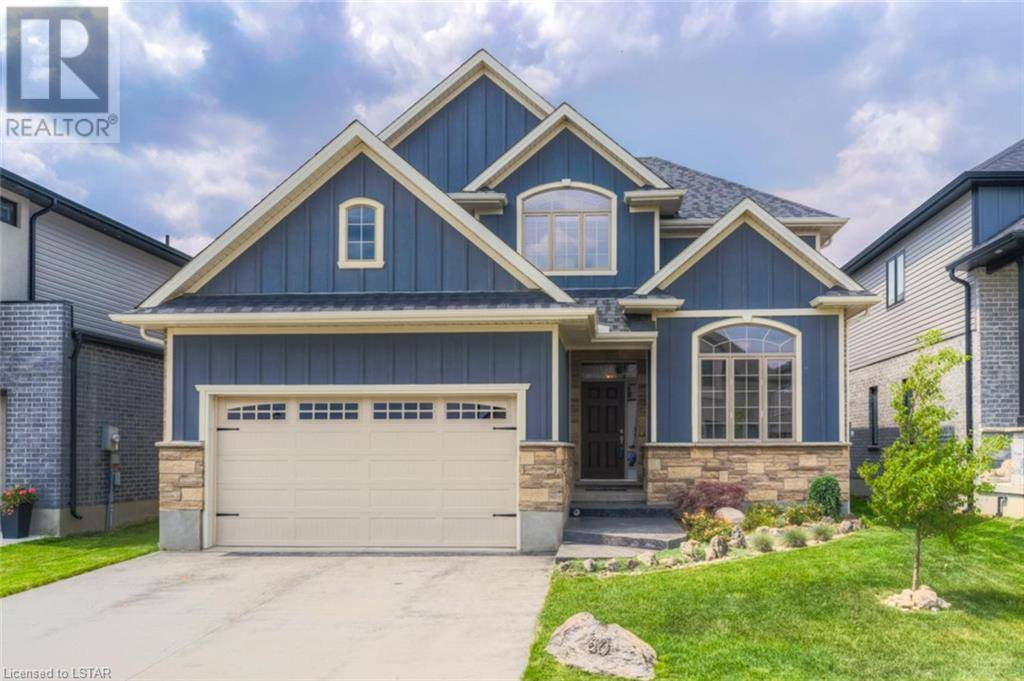 House for sale at 80 Earlscourt Te Unit 41 Komoka Ontario - MLS: 215845