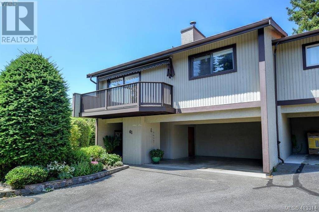 Townhouse for sale at 897 Admirals Rd Unit 41 Victoria British Columbia - MLS: 422073
