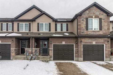 Townhouse for sale at 41 Arlington Pkwy Brant Ontario - MLS: X4694958