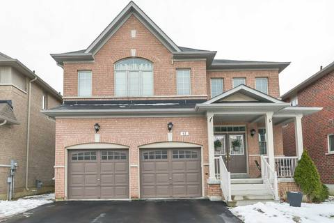 House for sale at 41 A.v. Nolan Dr Whitchurch-stouffville Ontario - MLS: N4454174