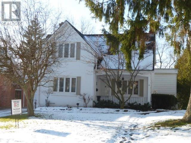House for sale at 41 Avon St Stratford Ontario - MLS: 30775886