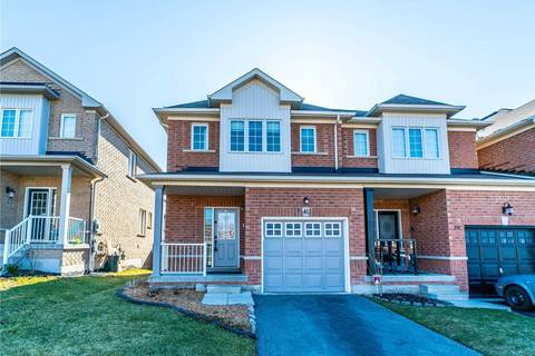 Townhouse for sale at 41 Beckett Cres Clarington Ontario - MLS: E4729295