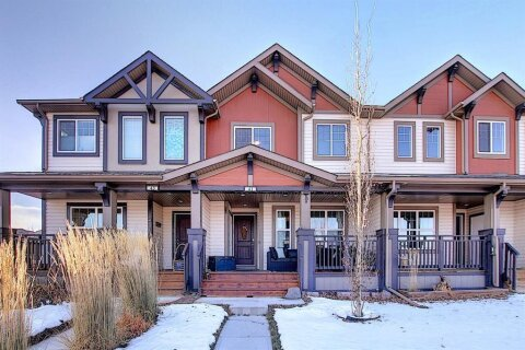 Townhouse for sale at 41 Belgian St Cochrane Alberta - MLS: A1050258
