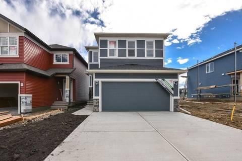 House for sale at 41 Belmont Te Se Belmont, Calgary Alberta - MLS: C4190232