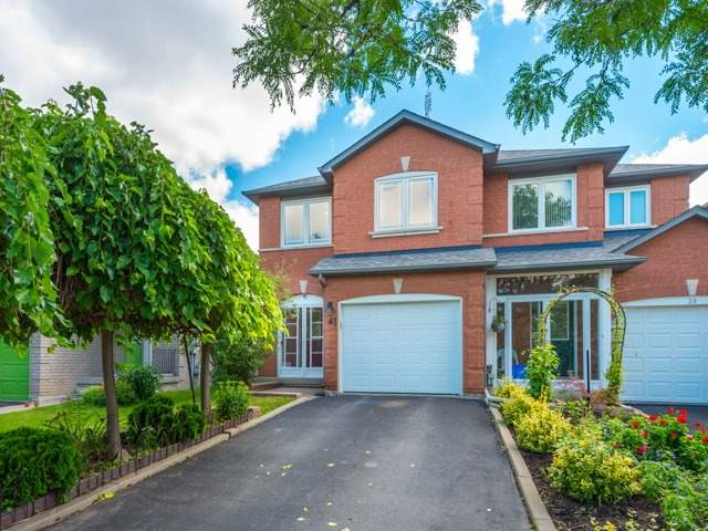 For Sale: 41 Breezeway Crescent, Richmond Hill, ON | 4 Bed, 3 Bath Townhouse for $1,150,000. See 20 photos!