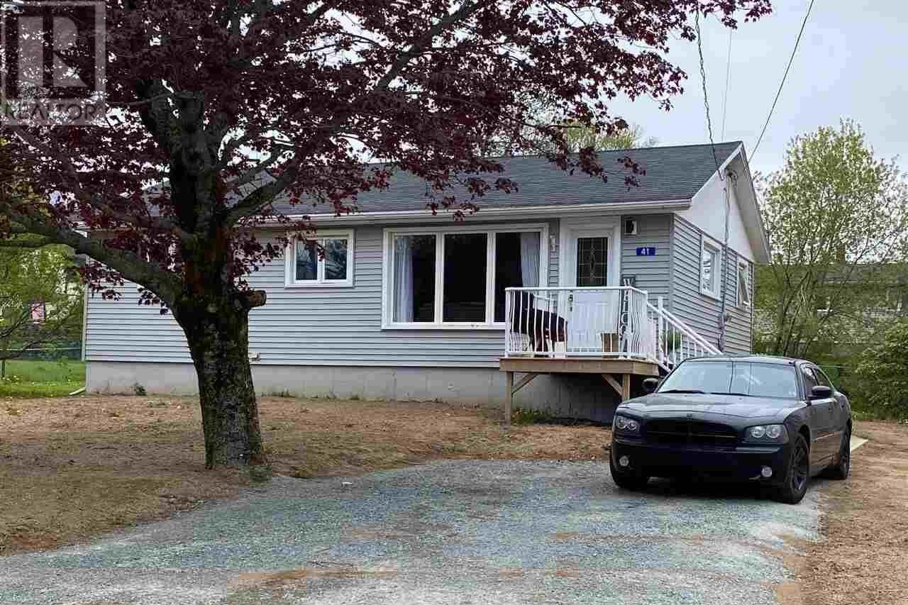 House for sale at 41 Brian Dr Westphal Nova Scotia - MLS: 202008590