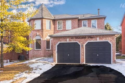 House for sale at 41 Briardale Pl Aurora Ontario - MLS: N4412705