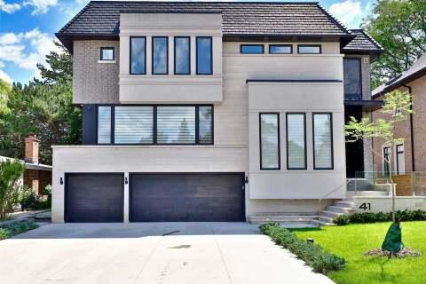 House for sale at 41 Broadleaf Rd Toronto Ontario - MLS: C4847948