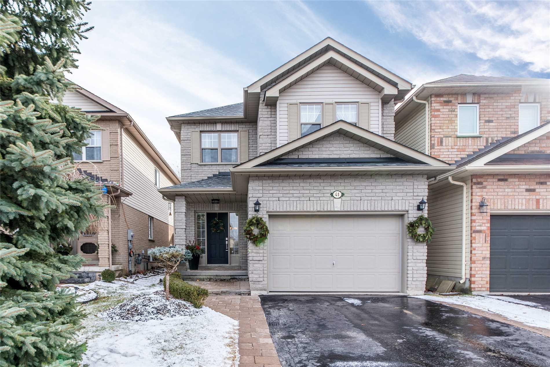 House for sale at 41 Caleche Avenue Clarington Ontario - MLS: E4333698