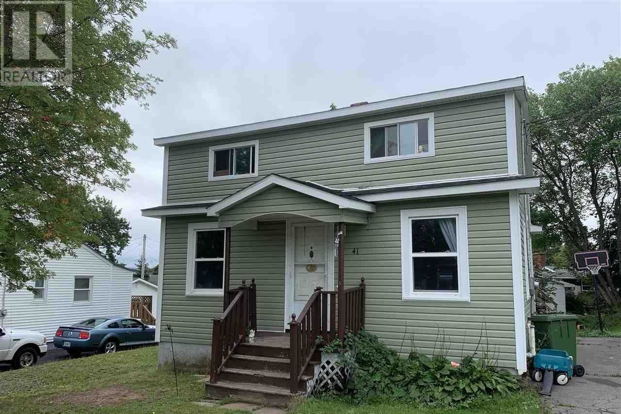 House for sale at 41 Cambey Ave Stellarton Nova Scotia - MLS: 202018014