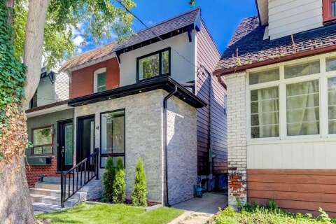 Townhouse for sale at 41 Caroline Ave Toronto Ontario - MLS: E4919446