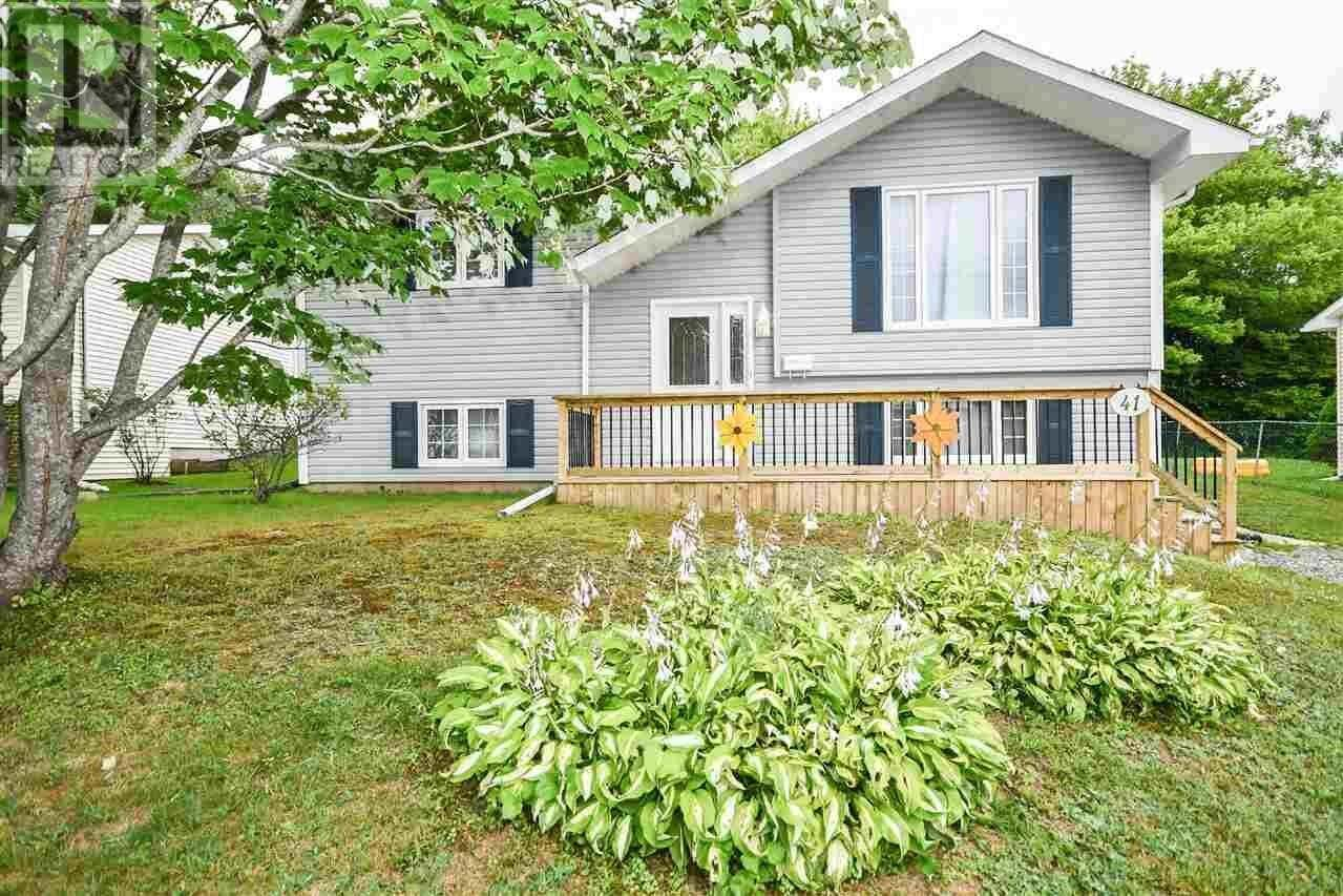 House for sale at 41 Cartier Cres Lower Sackville Nova Scotia - MLS: 202014214