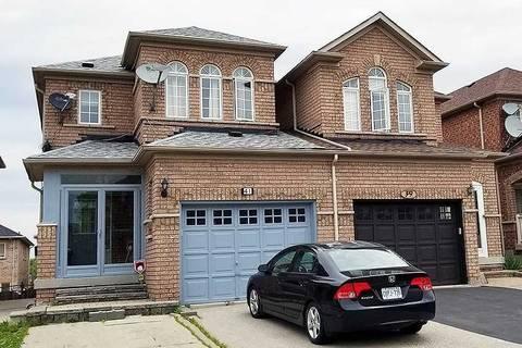 Townhouse for sale at 41 Casabel Dr Vaughan Ontario - MLS: N4508535