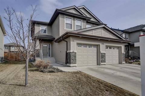 Townhouse for sale at 41 Catalina Ct Fort Saskatchewan Alberta - MLS: E4150786