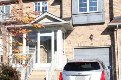 Townhouse for rent at 41 Charles Sturdy Rd Markham Ontario - MLS: N4612206