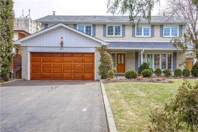 Sold: 41 Cherry Post Crescent, Toronto, ON