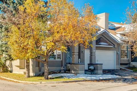 Townhouse for sale at 41 Christie Garden(s) Southwest Calgary Alberta - MLS: C4272524