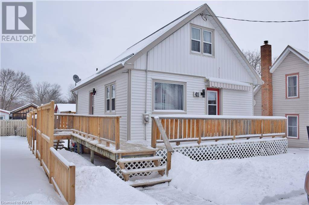 House for sale at 41 Church Ave Campbellford Ontario - MLS: 243696