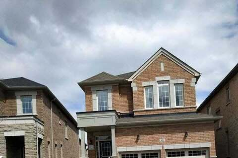 House for sale at 41 Constable St Aurora Ontario - MLS: N4772338