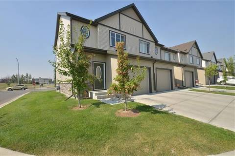 Townhouse for sale at 41 Copperpond Landng Southeast Calgary Alberta - MLS: C4277910