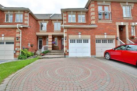 Townhouse for sale at 41 Copperstone Cres Richmond Hill Ontario - MLS: N4523061