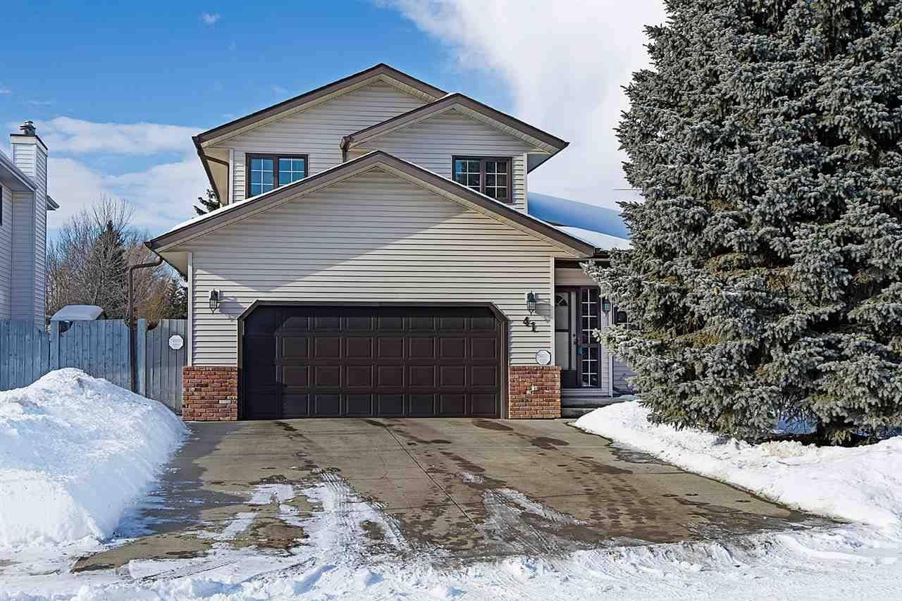 House for sale at 41 Craigavon Ct Sherwood Park Alberta - MLS: E4187347