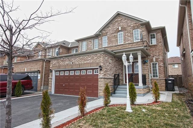 Sold: 41 Crystal Glen Crescent, Brampton, ON