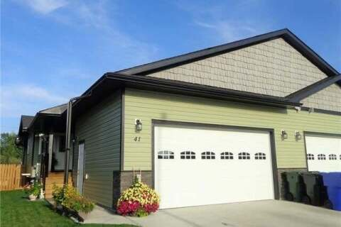 Townhouse for sale at 41 Destiny Wy Olds Alberta - MLS: C4263988