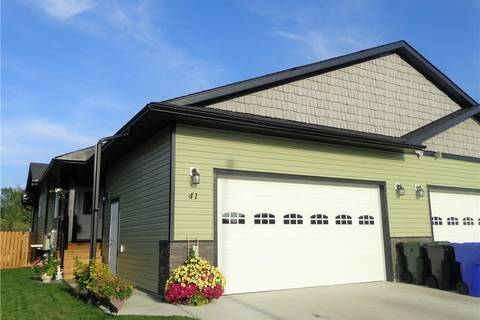 Townhouse for sale at 41 Destiny Wy Unit 41 Olds Alberta - MLS: C4263988