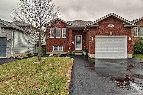 House for sale at 41 Donegal Dr Brant Ontario - MLS: X4650729