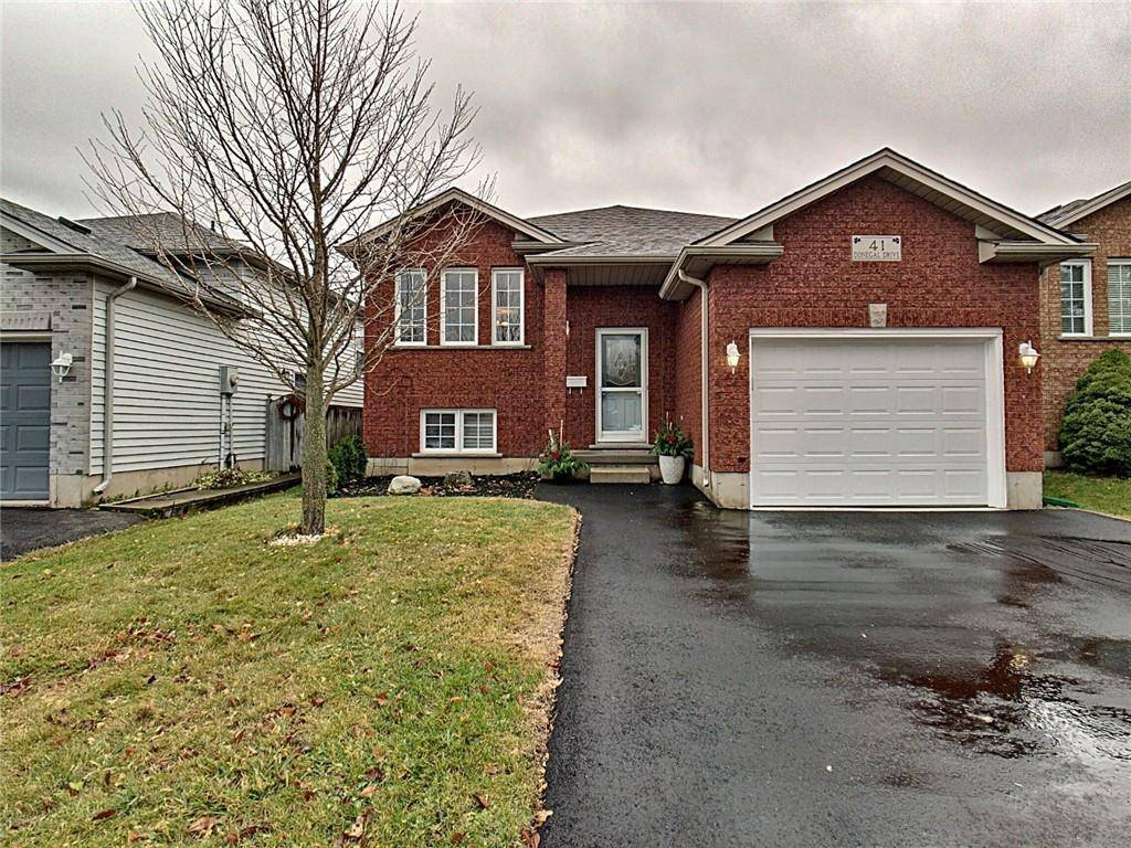 House for sale at 41 Donegal Dr Brantford Ontario - MLS: H4069134
