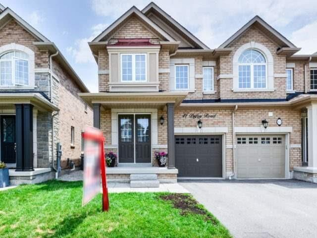 Sold: 41 Dufay Road, Brampton, ON